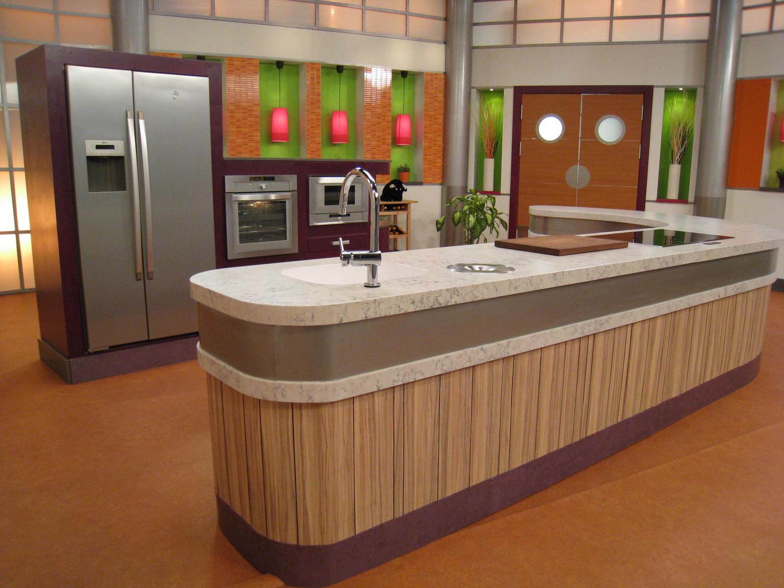 Cosentino espa a el programa c metelo renueva - Television en la cocina ...