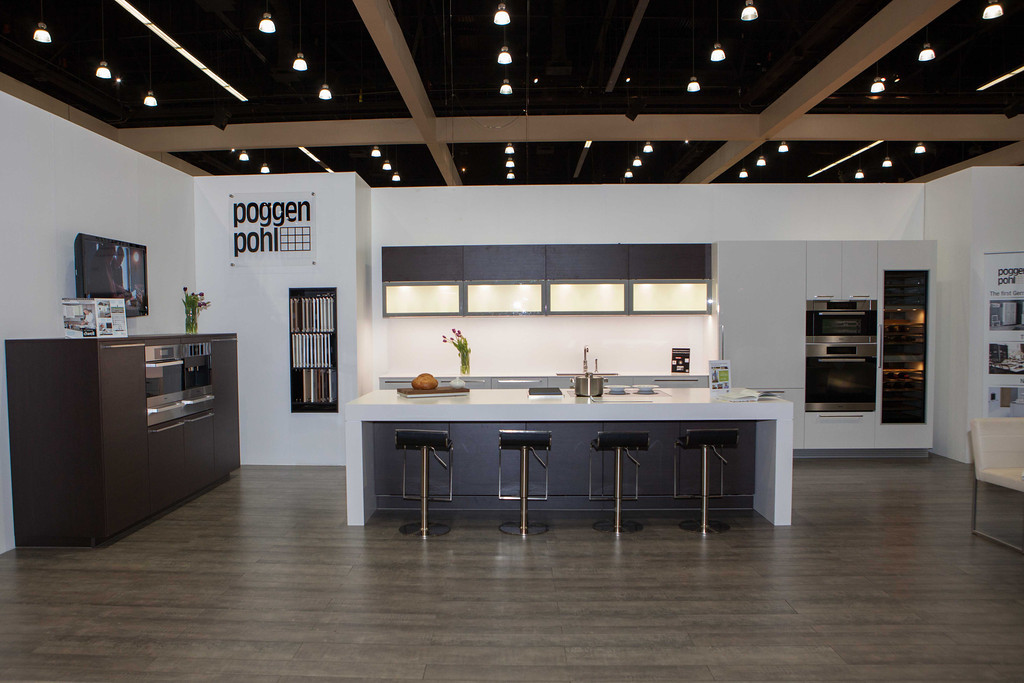 Cosentino usa poggenpohl to display at dwell on design the eric ripert kitchen by poggenpohl - Kitchen design expo ...