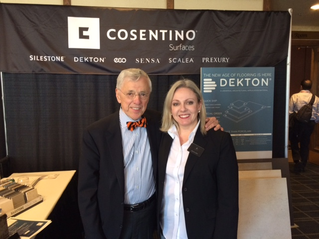 Cosentino Attends 2016 Banff Session Conference