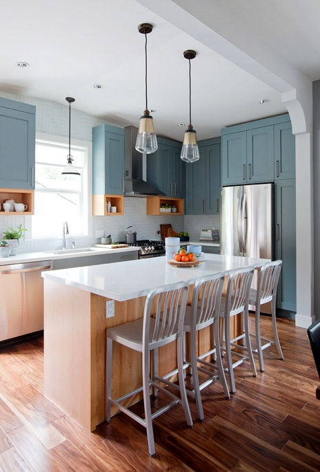 Silestone helps transform kitchen on Love it or List it Vancouver ...