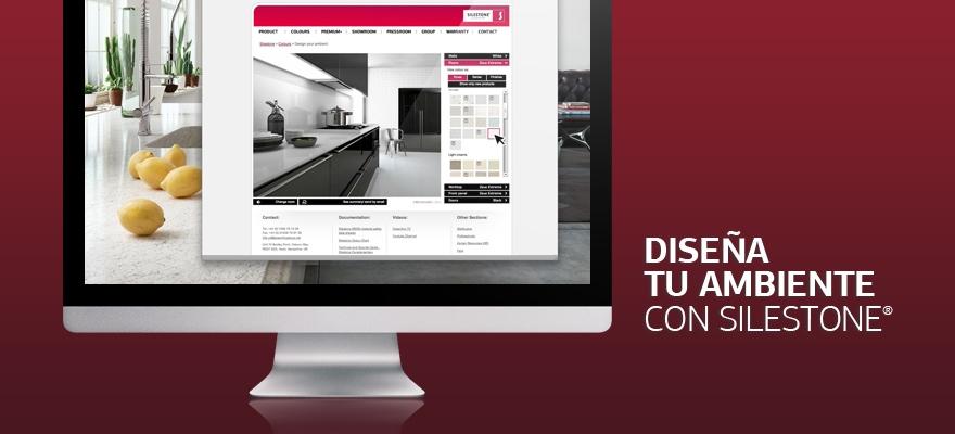 Diseña tu ambiente de cocina y baño con Silestone | Cosentino España ...