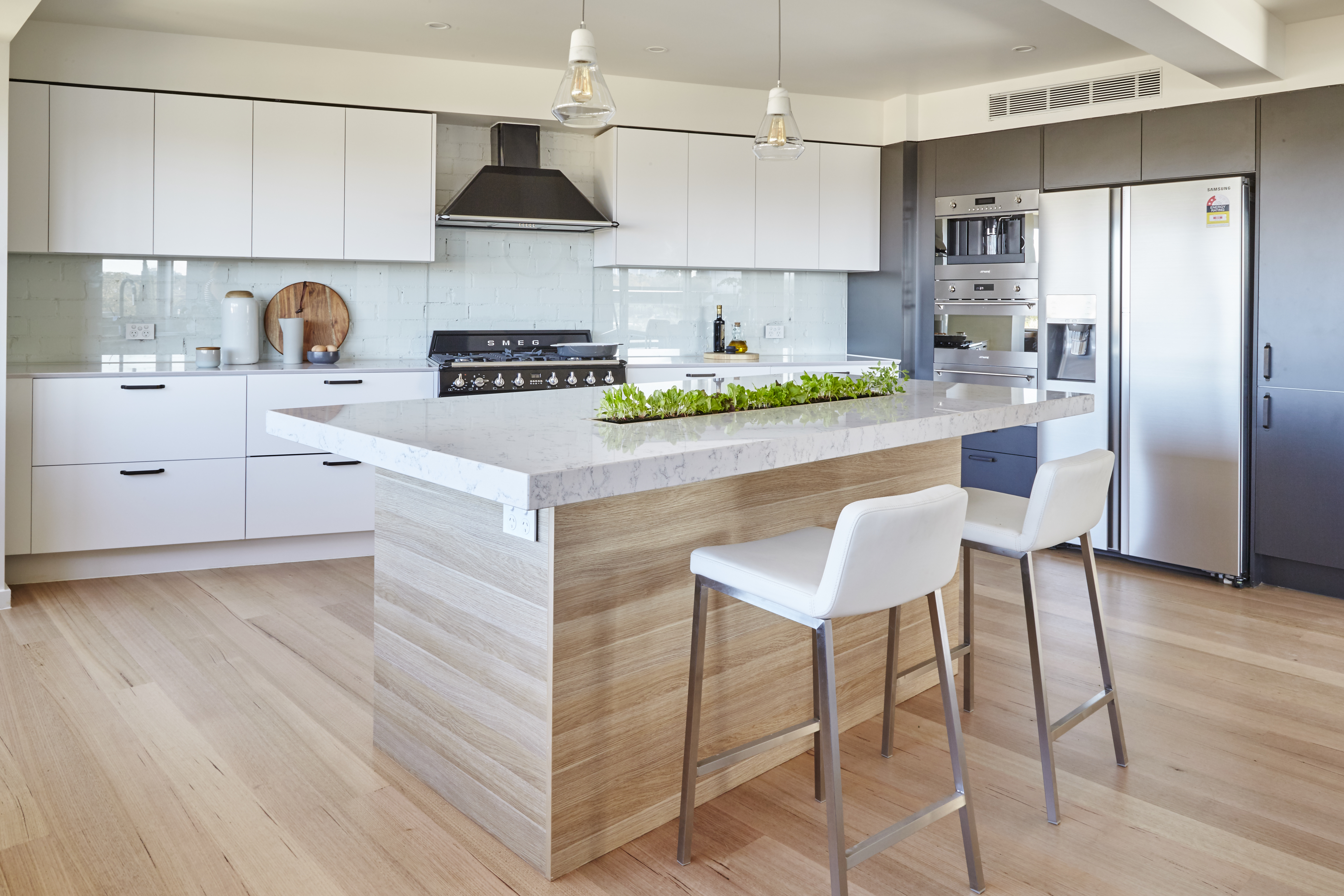 Kitchen design trends 2016 australia - Tips For The Perfect Kitchen From The Block Judge Neale Whitaker