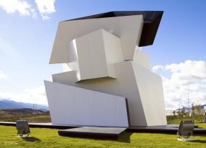 """Beyond The Wall"" im Industriepark des Cosentino-Headquarter"