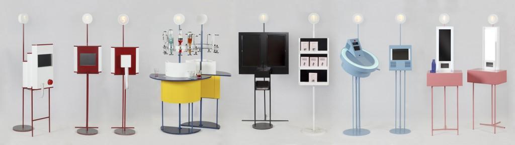 Die zehn Entwürfe von Bollería Industrial