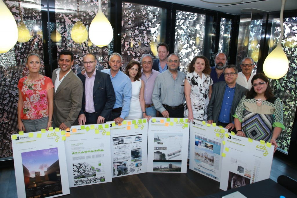 Jury und Gewinner der CDC 8