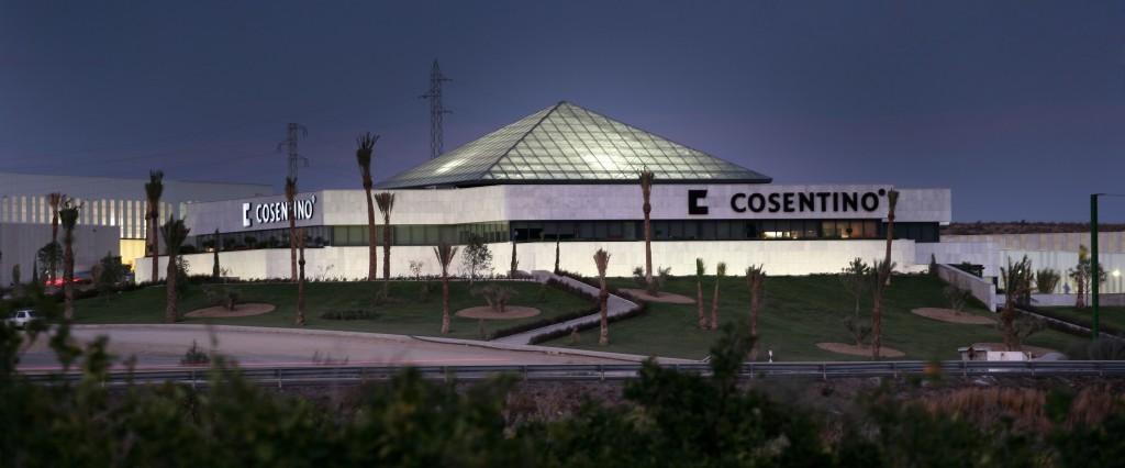 Cosentino Centre in der Türkei