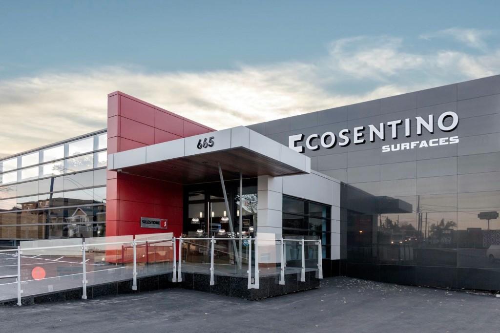 Ein Konzept, das sich auszahlt: Das Cosentino City Center (hier in Toronto, Kanada)