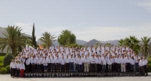 Die besten Europäischen Cosentino-Händler beim DEKTON Gold Summit in Cantoria