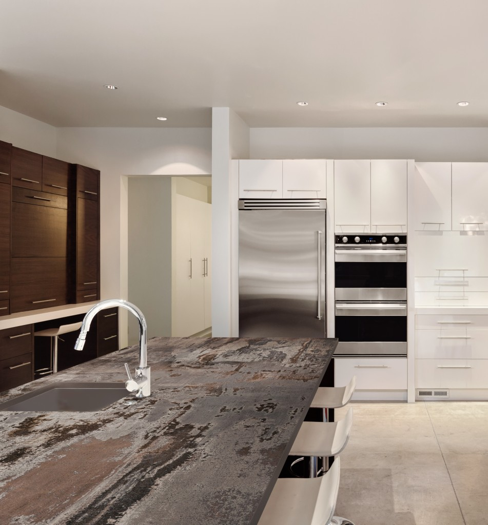 Küchenarbeitsplatte: Dekton Trilium