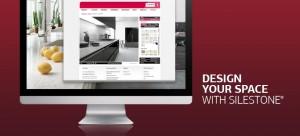 Online-Design Tool von Silestone