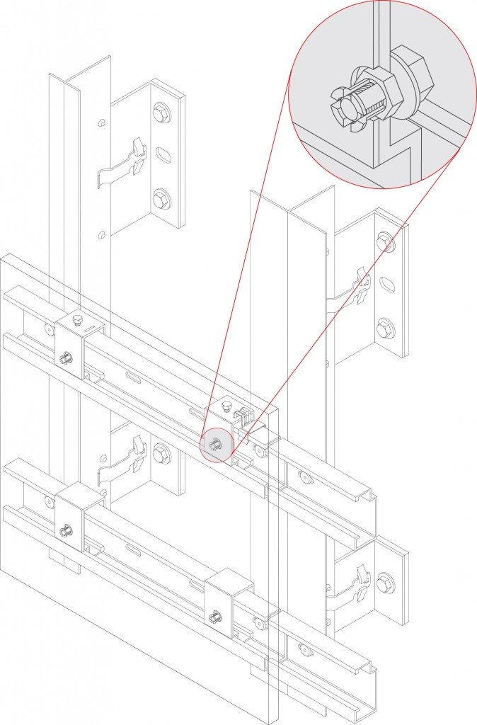 KEIL Fassadensystem