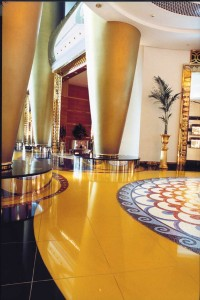Silestone® by Cosentino im Burj Al Arab, Dubai