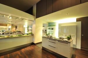 Die Cooking Lounge im Berliner Olympiastadion