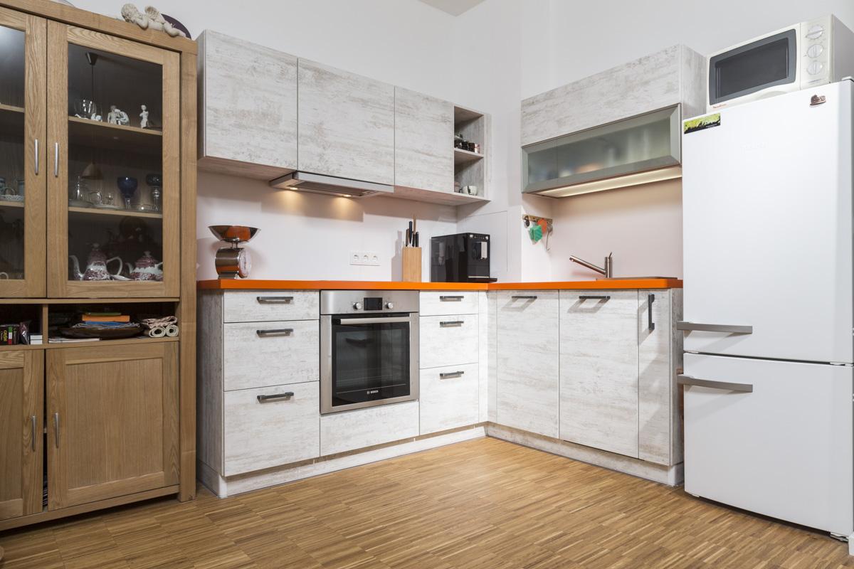 Silestone-Arbeitsoberfläche im ratiomat-Küchenstudio