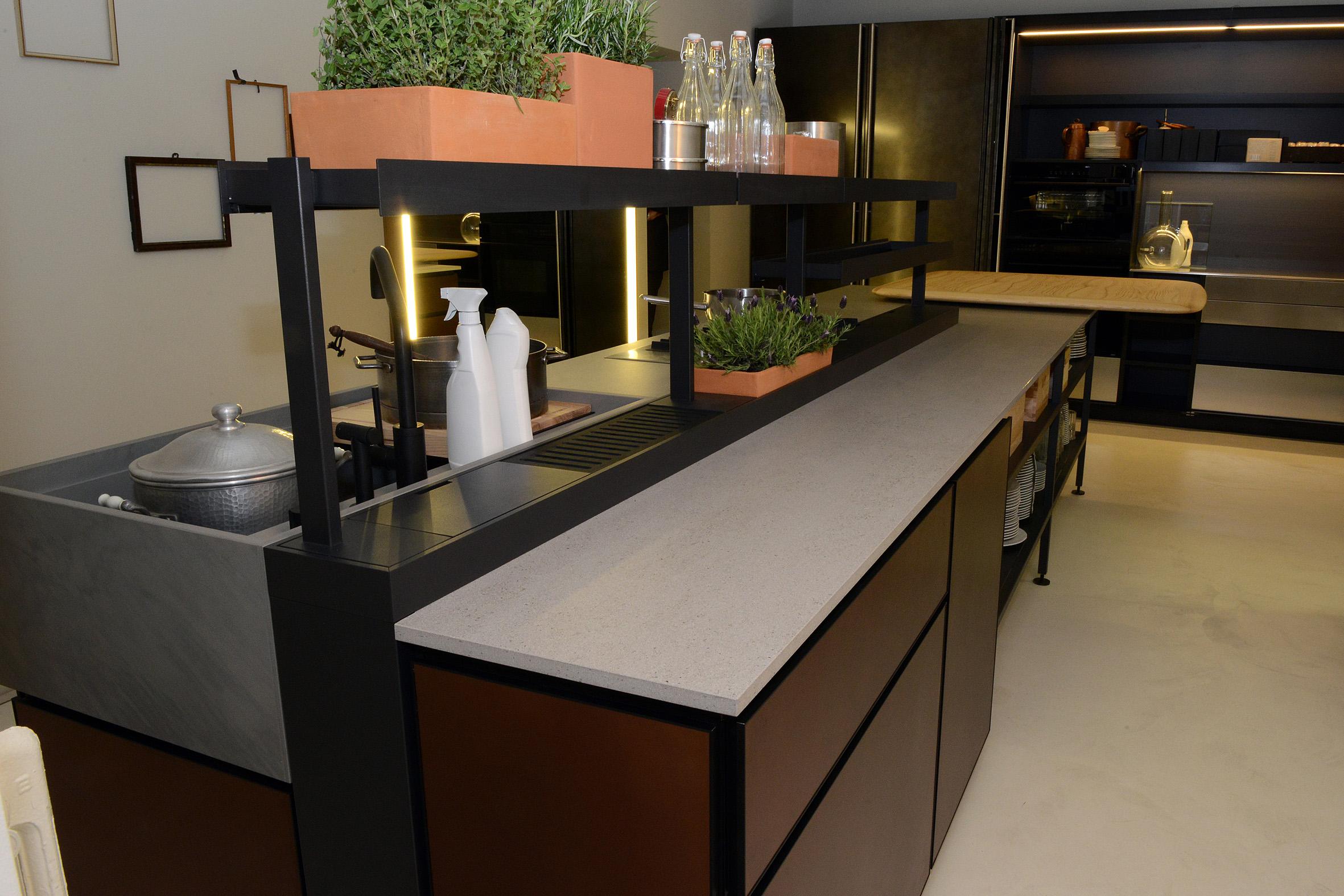 Kwarts werkblad keuken een composiet werkblad in de keuken voor nadelen keuken hoogglans wit - Kwarts beton ...