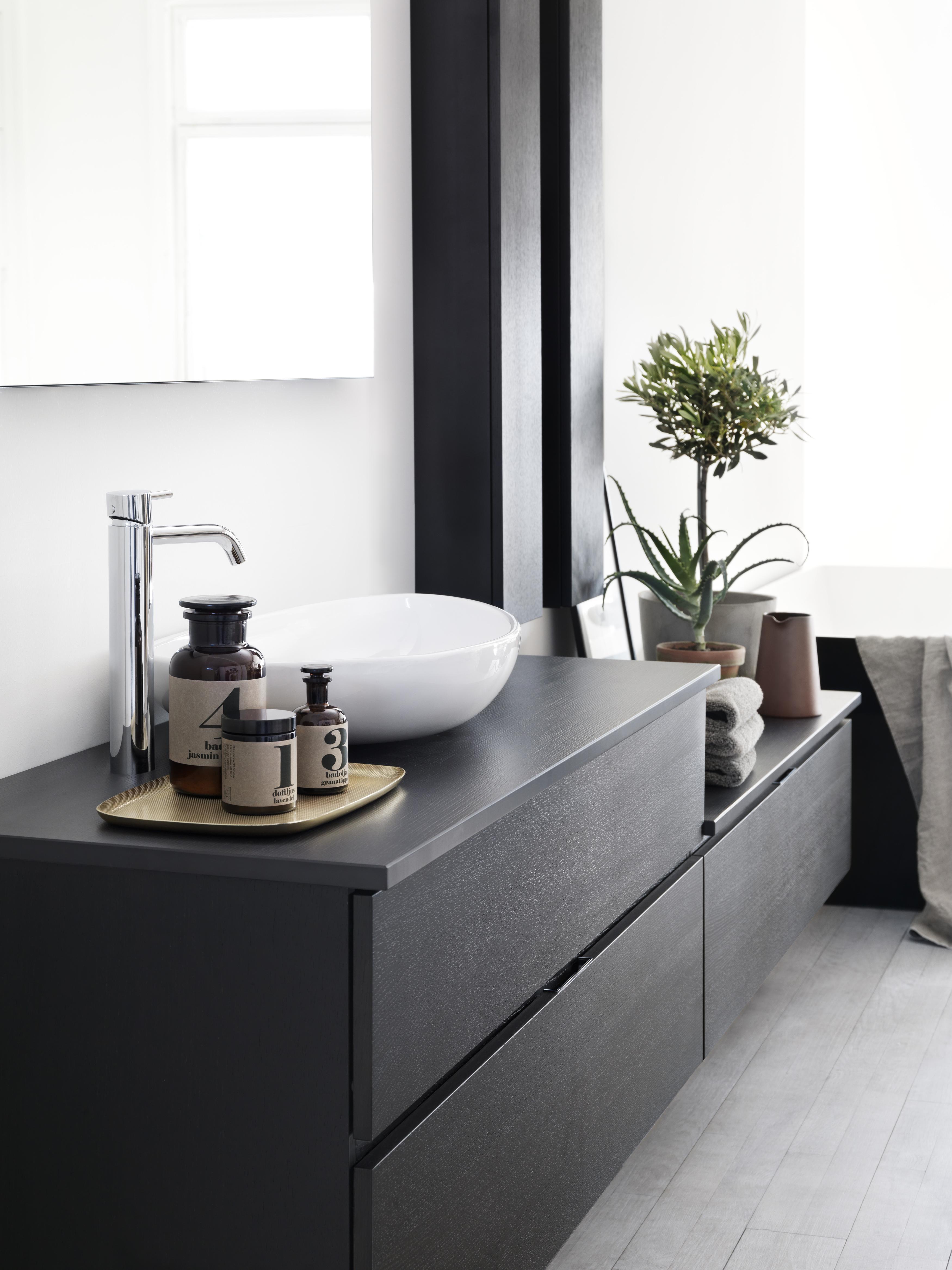 cosentino nederland | scandinavisch badkamerdesign met dekton, Badkamer