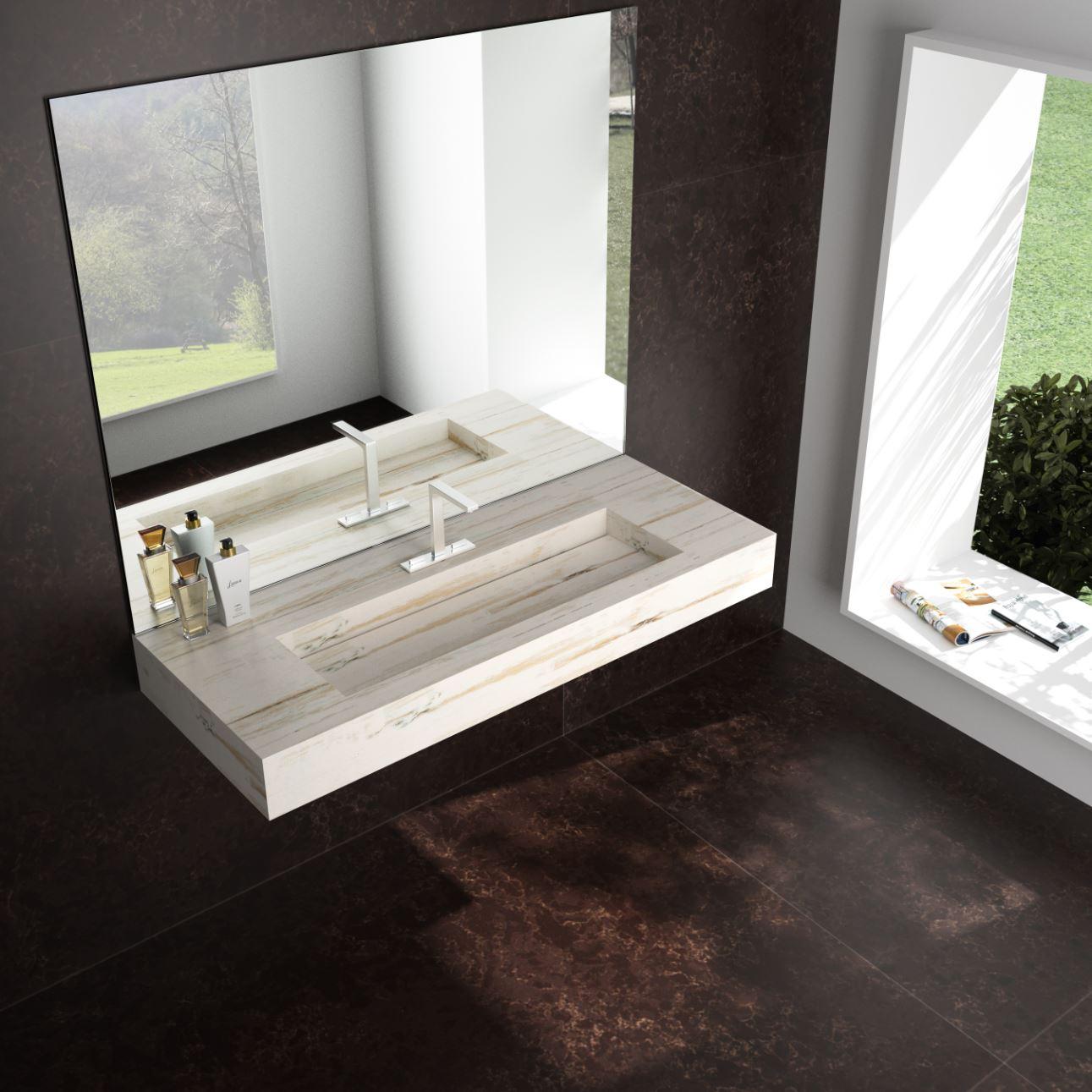 Cosentino Schweiz | Neue Massstäbe fürs Bad – Waschbecken aus ...