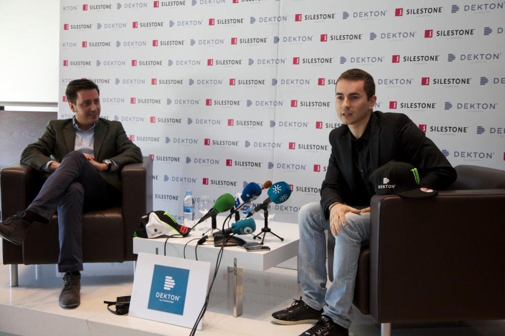 Eduardo Martinez-Cosentino och Jorge Lorenzo