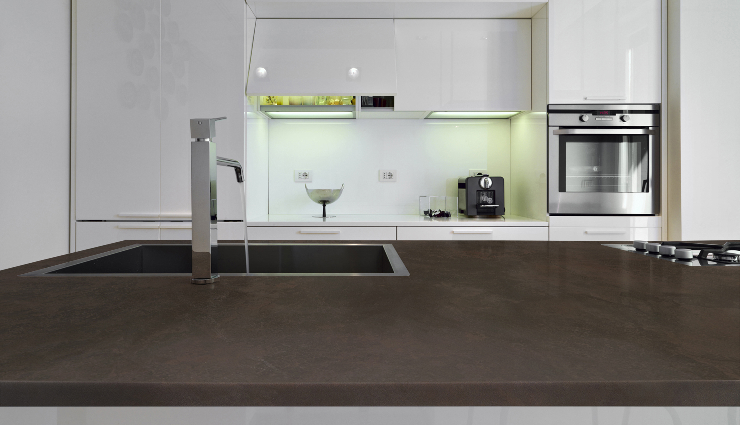 Cosentino Showcases Its New Ultra Compact Surface Dekton At Kbb
