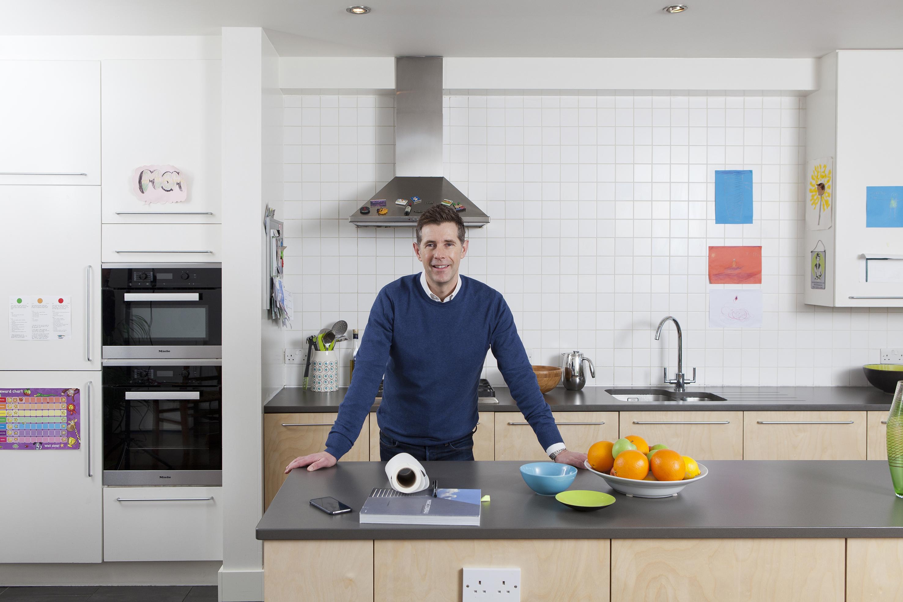Irish Television Architect Dermot Bannon Selects Silestone By Cosentino For His Dublin Home Cosentino Uk Cosentino Uk