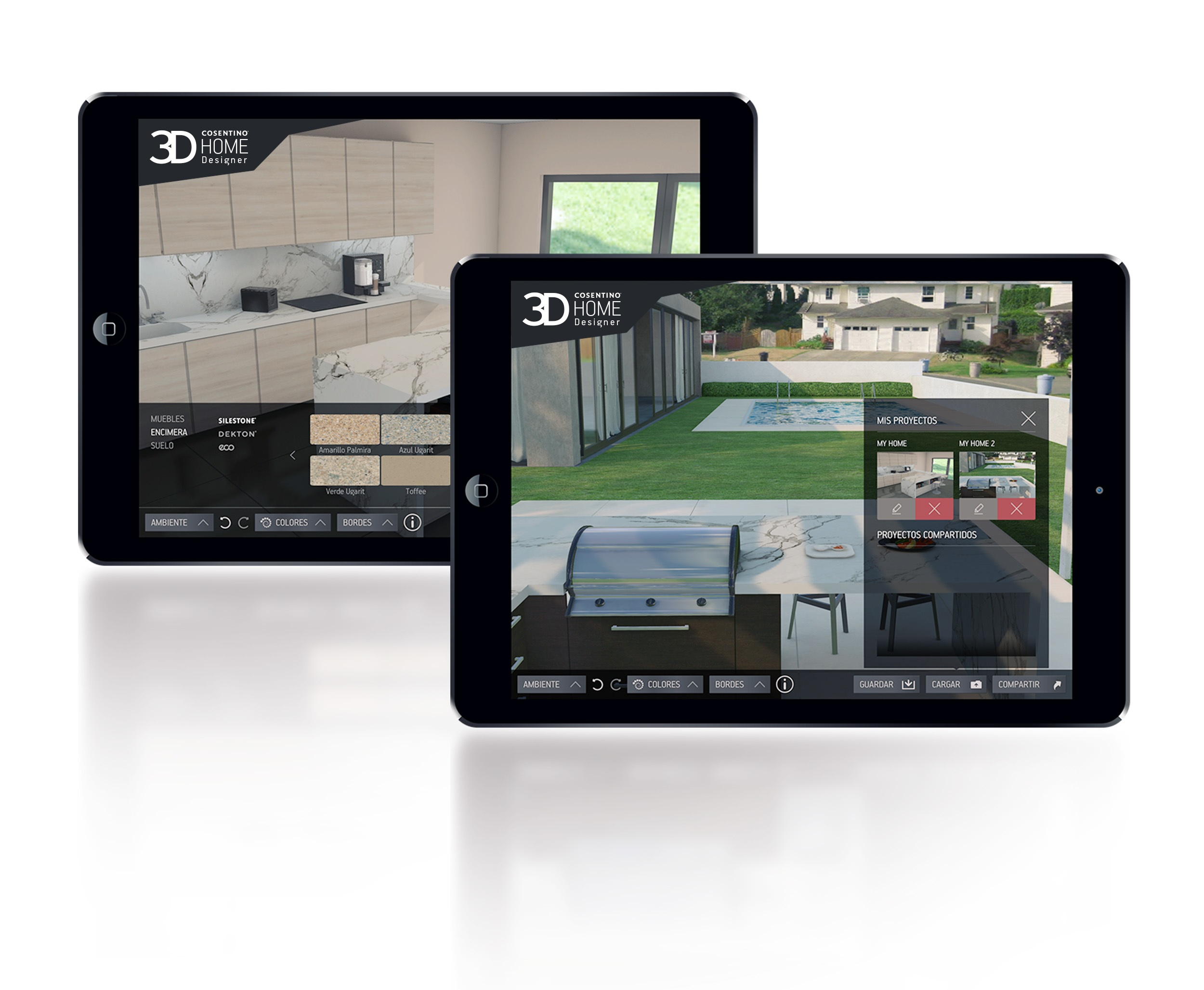 Cosentino Launches Two Online Design Tools Cosentino 3d Home And