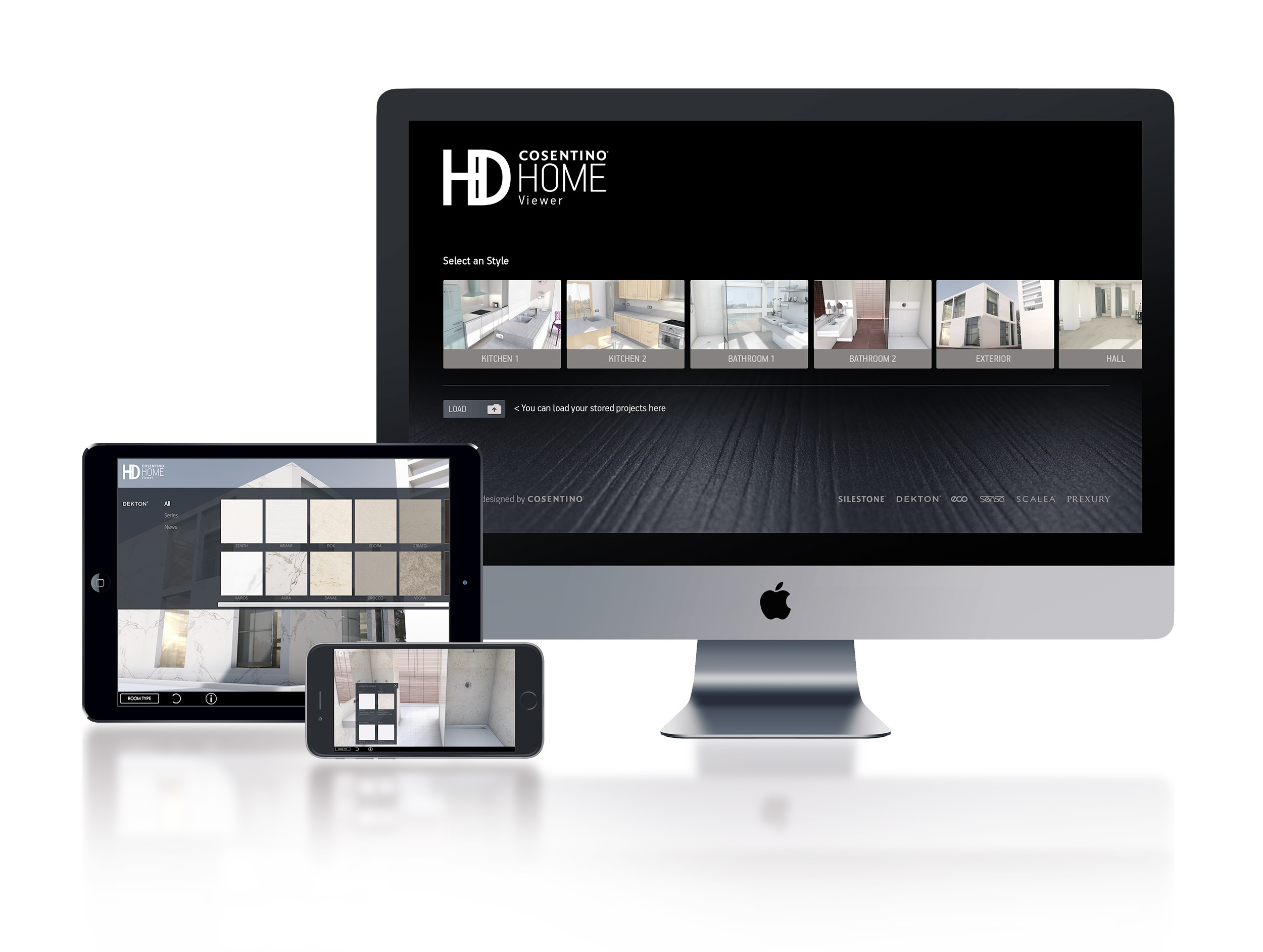 """Cosentino launches two online design tools: """"Cosentino 3D"""