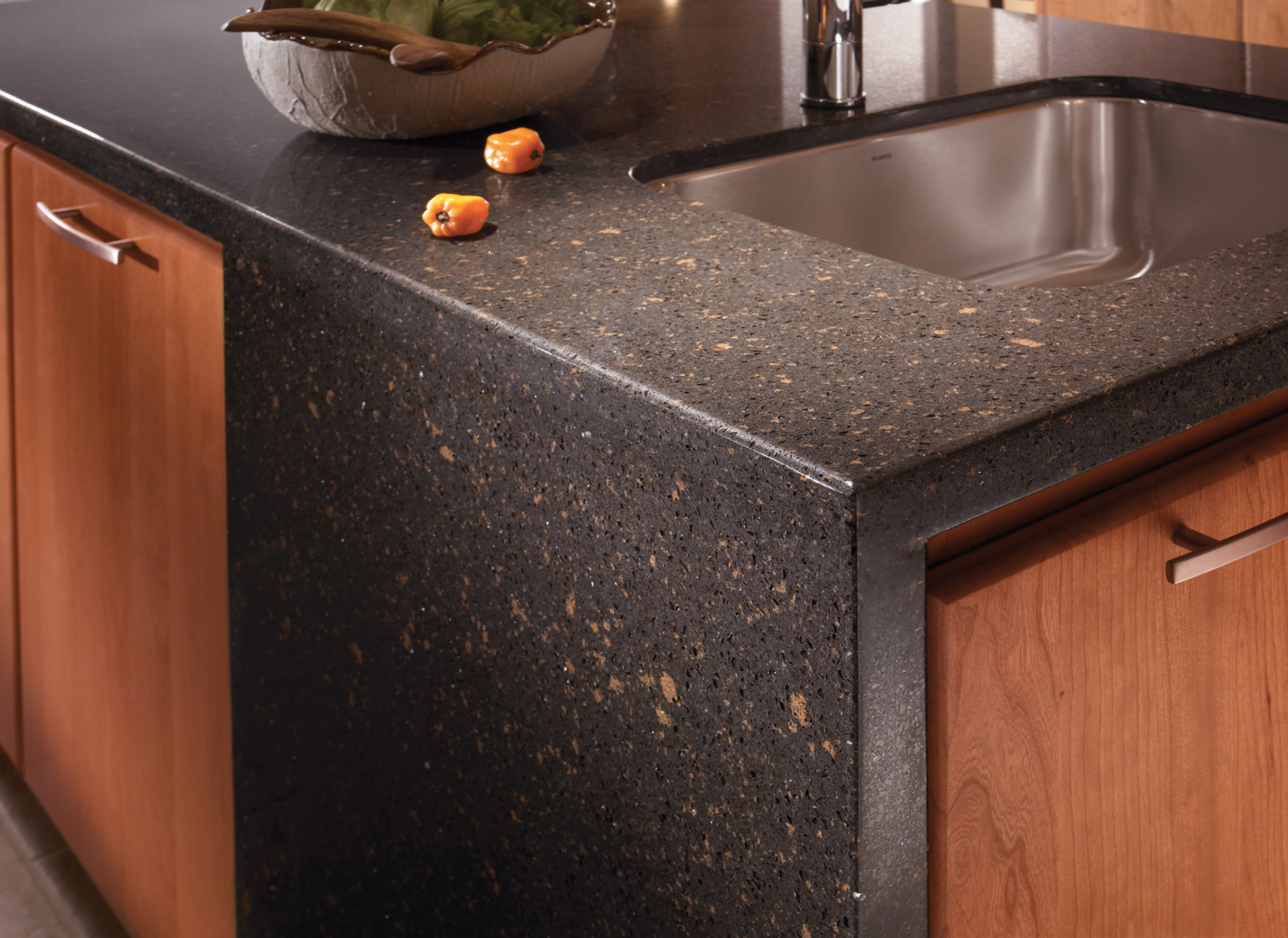 Cosentino Showcases New Silestone Suede Finish At The