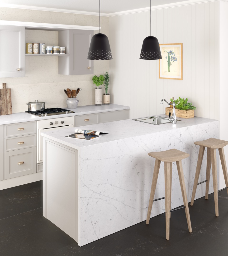 Dazzle with the New Silestone Eternal Collection : Cosentino