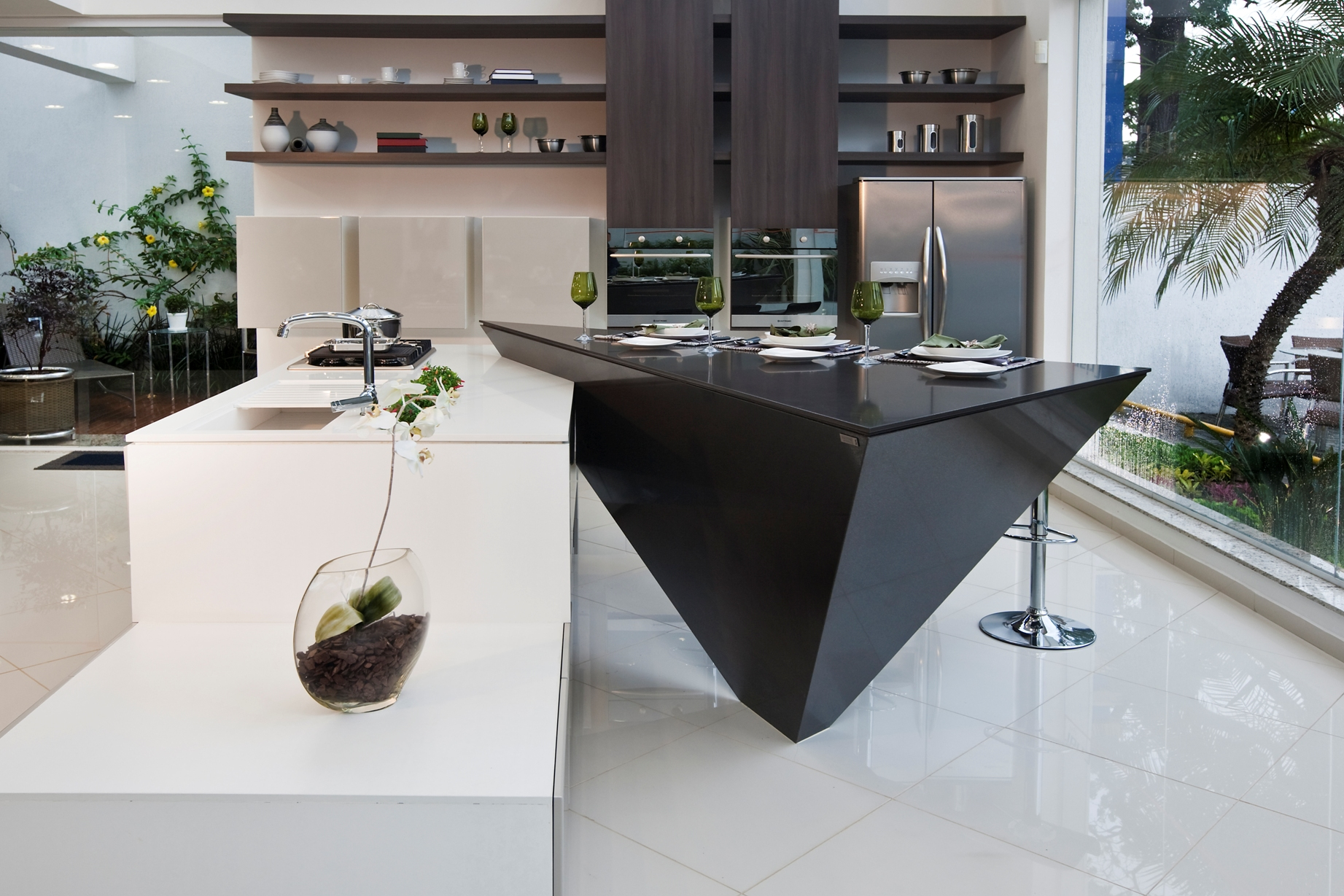Silestone Kitchen Tables