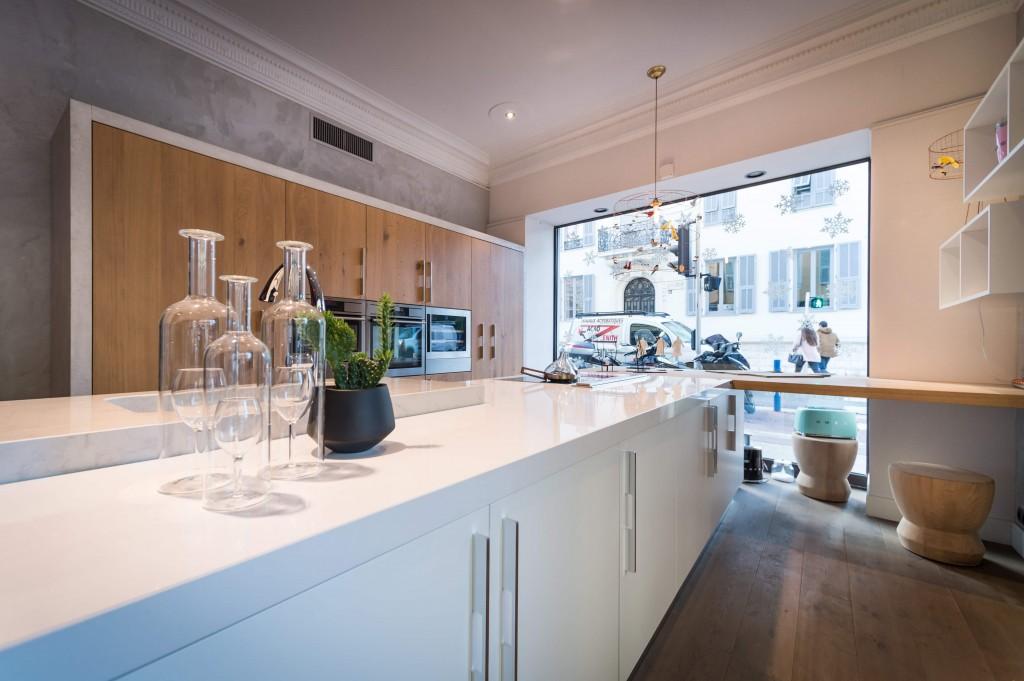 cosentino france la plus belle cuisine en silestone 2016 r sultats du concours. Black Bedroom Furniture Sets. Home Design Ideas