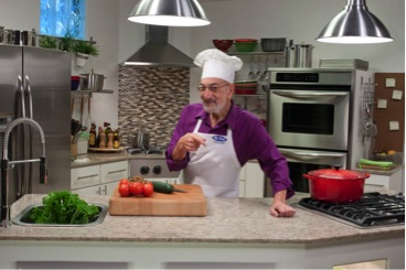 Mr Food Has Never Looked Better Thanks To Silestone The Worldwide Leader In Natural Quartz Surfacing Nationally Syndicated Cooking Show